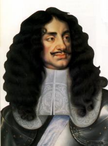 charlesII Stuart. Roi d'Angletterre