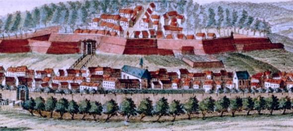 1666 : CaroLoregIUM FUnDatUr :