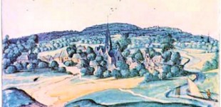 Avant 1666 : Charnoy, un petit village