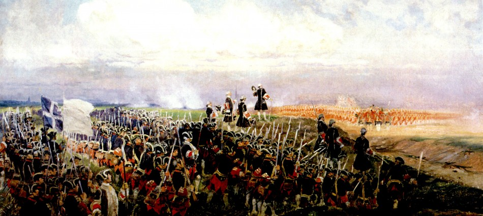1740–1748 // Guerre de succession d'Autriche