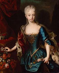 Marie-Therese. 1727