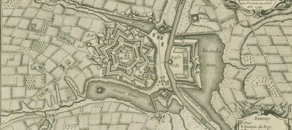 1740-1780 // le règne de Marie-Therèse