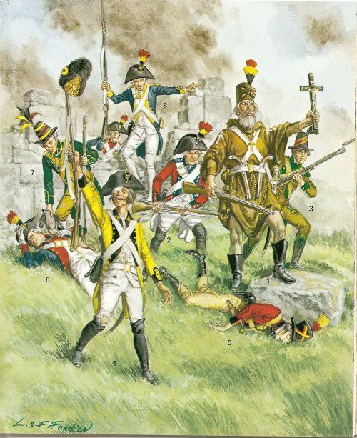 patriotes 1790